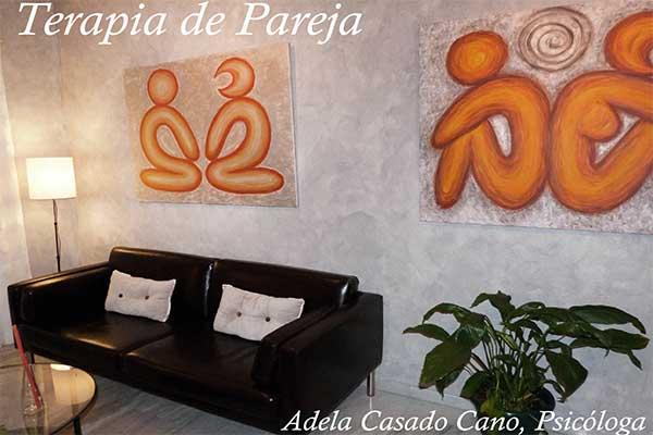 Psicóloga Adela Casado