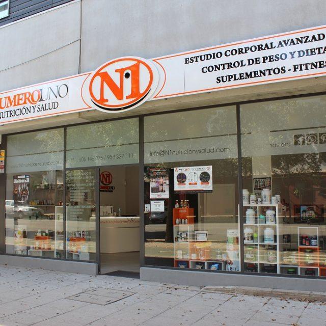 Nº1 Nutrición y Salud – Sevilla