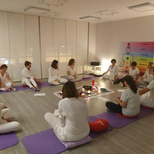 Yoga Zaragoza, centro Sadhana