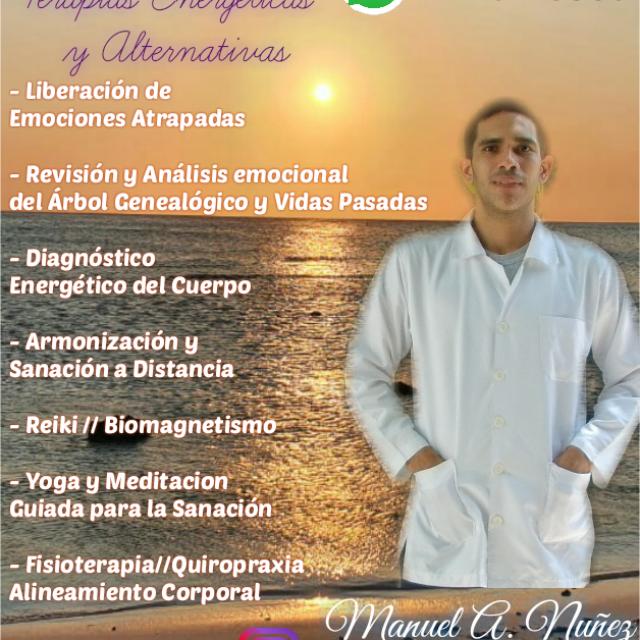 Tera E.A – Terapia Energética y Alternativa